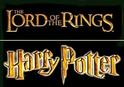 Harry potter and lord of the rings essay